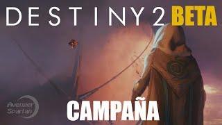 Destiny 2 Beta - Campaña - Gameplay (Español Latino)