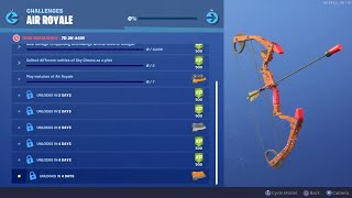Fortnite Free Wraps | AIR ROYALE Challenges