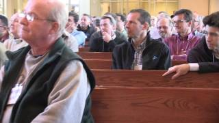 Bishop Peter Jugis' homily at the  Charlotte Catholic Men's Conference on 3-4-17