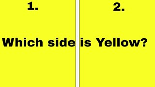 What's the Difference Between Yellow and Yellow?