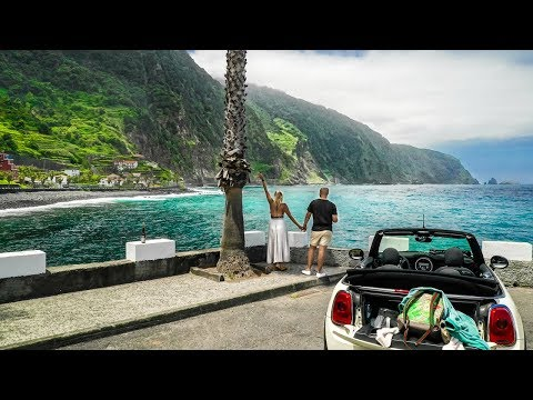 MADEIRA ISLAND from