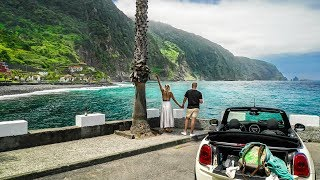 MADEIRA ISLAND from THE SKY | 4K Drone Footage