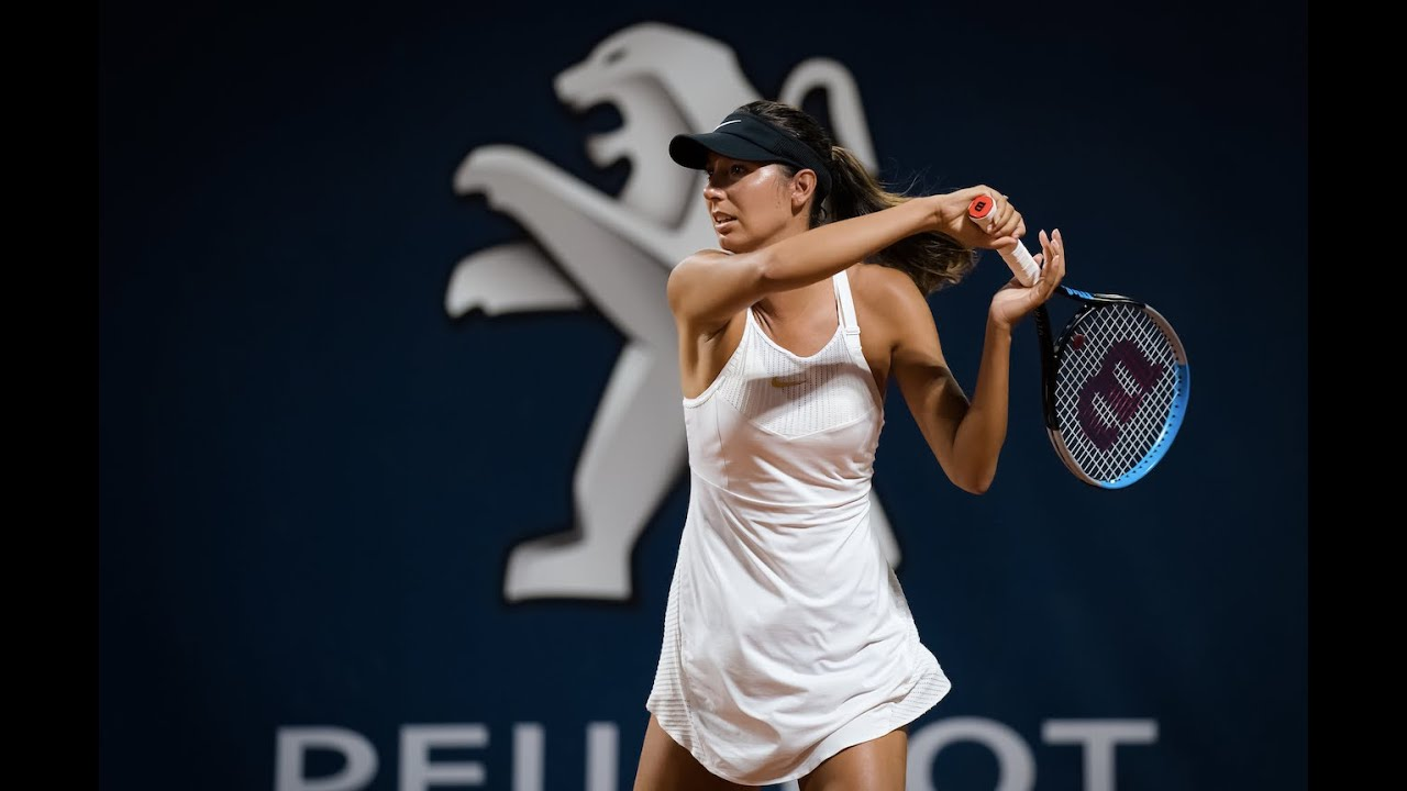 Oceane Dodin | 2020 Palermo Day 2 | Shot of the Day