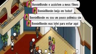 Bonnie Blonde- Habbo Brasil 1/10/2008