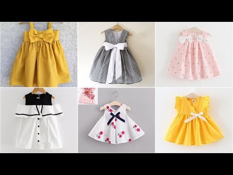 Cotton Frock Designs For Baby Girls | Summer Wear Dresses For Baby Girls | Revamp It