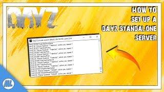 DAYZ: HOW TO SET UP YOUR OWN FAST DAYZ STANDALONE SERVER #DayZ