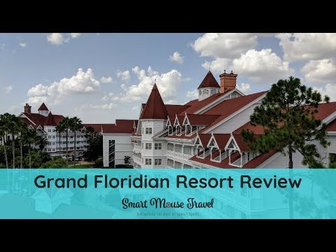 Grand Floridian Resort Review Outer Building Garden View Room Smart Mouse Travel