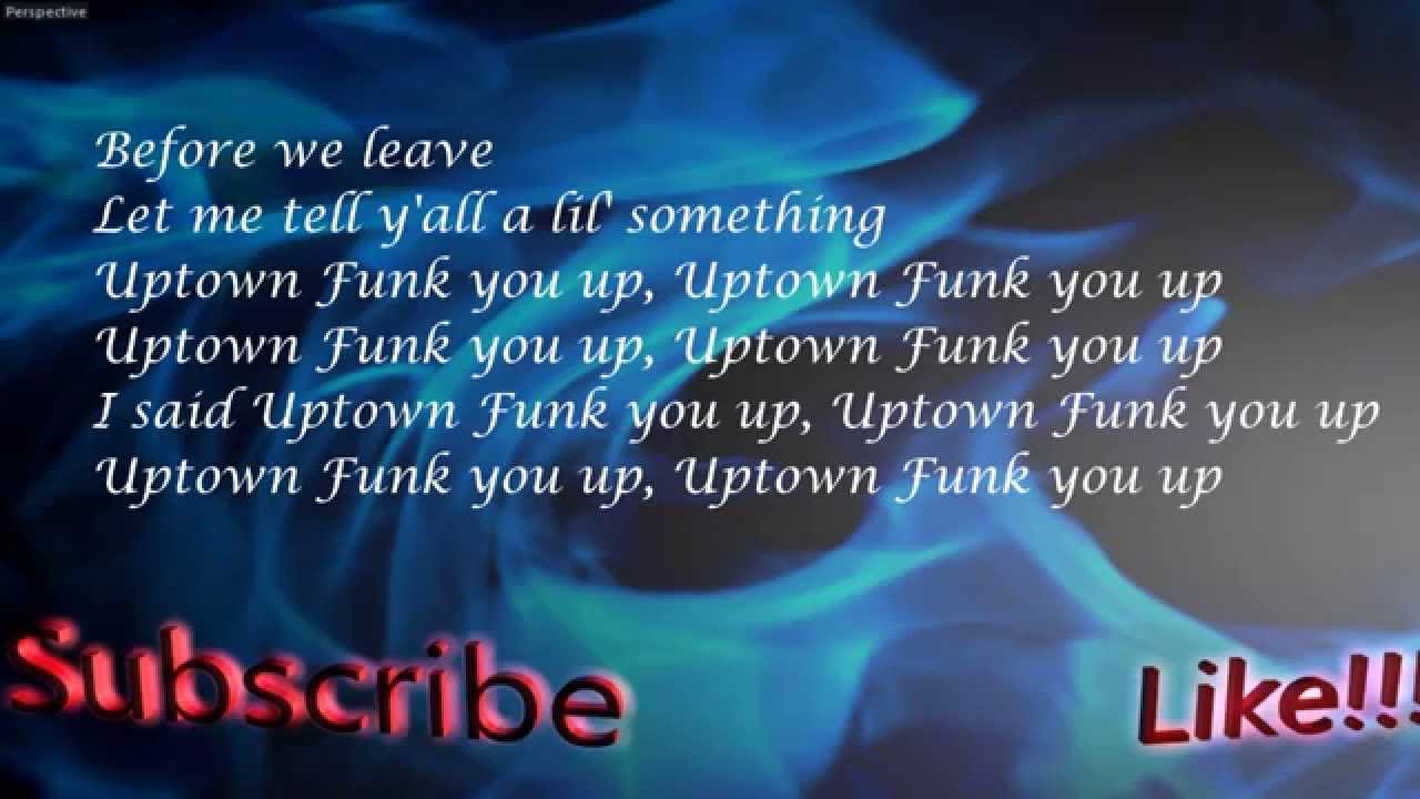 Uptown funk by bruno mars this hit that ice cold michelle pfeiffer