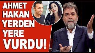 Ahmet Hakan'dan Mustafa Sandal-Defne Samyeli açıklaması!