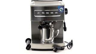 Ремонт кофеварки Zelmer-расходомер(Ремонт кофеварки Zelmer 13Z013, проблема была в флуометре (счетчик воды) был заменен оригинальный датчик холла..., 2016-09-16T10:28:14.000Z)