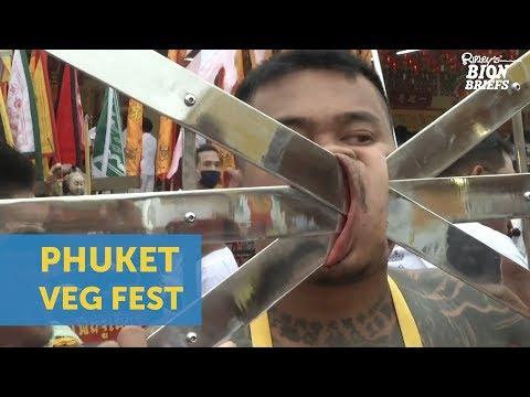 Intense Feats At The Phuket Vegetarian Festival