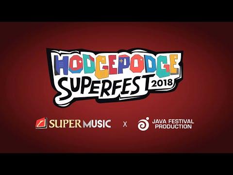 Hodgepodge Superfest 2018 Line Up Mp3