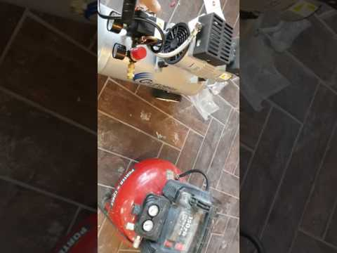 PORTER CABLE VS CALIFORNIA AIR COMPRESSOR
