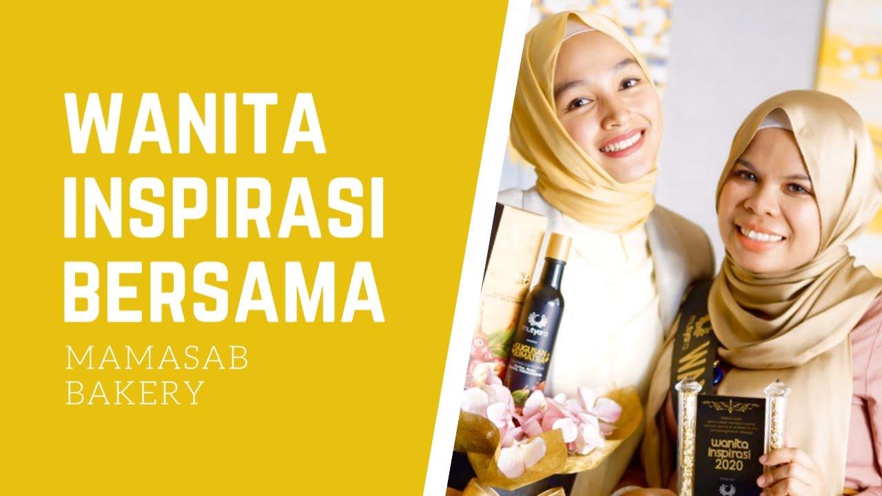 WANITA INSPIRASI MUTYARA | Episode 4 bersama Sabrina Founder Mamasab Bakery