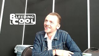 Simon Pegg 'The Boys' Interview #NYCC - Bleeding Cool