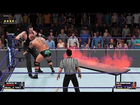 WWE 2K18 - INCREIBLE! 🔥