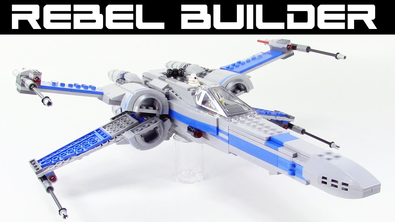 Lego star wars poe s x wing fighter review 75102 youtube - Lego Star Wars Poe S X Wing Fighter Review 75102 Youtube 32