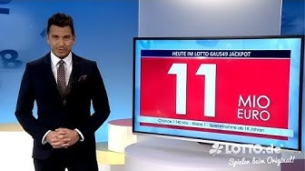 Ziehung der Lottozahlen vom 09.11.2019