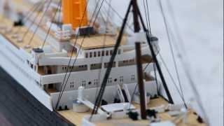【プラモデル Plastic Model】R.M.S. TITANIC ~Academy 1/400 scale Century Anniversary Edition~