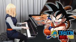 Dragon Ball OP1 - Makafushigi Adventure [Piano Cover] Join RuRu's Membership to support me create music videos: ...