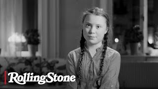The First Time with Greta Thunberg