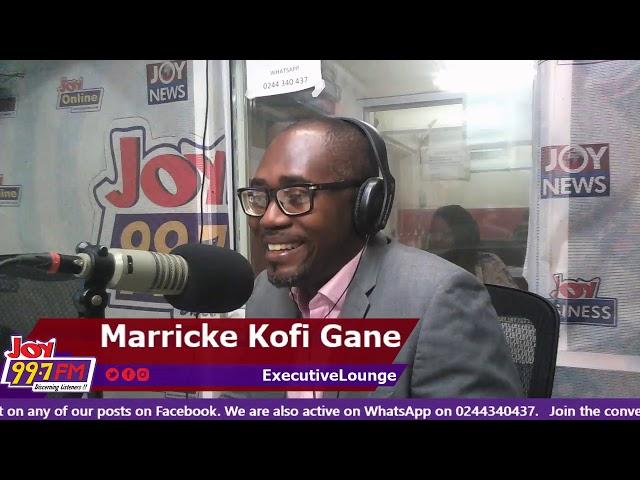 #ExecutiveLounge on Joy FM (9-10-18)