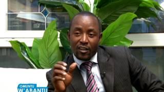 """Omuntu w'abantu: """"Kapito guba mutwe"""" David Katumwa"""