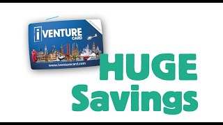 Save on top tourist attractions with an iVenture Card Attractions Pass