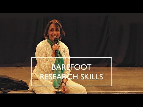 Building Barefoot Research Skills | Anita Patil Deshmukh | Do Din '16