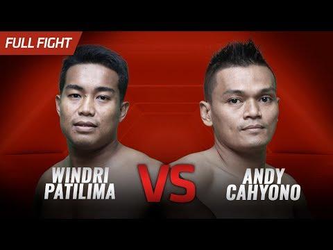 [HD] Windri Patilima VS Andy Cahyono || One Pride Pro Never Quit #29