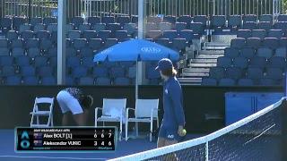 Australian Open 2019  Wildcard Play-off | Court 8 - 10 Dec