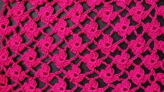 Crochet pattern Безотрывное вязание крючком 25