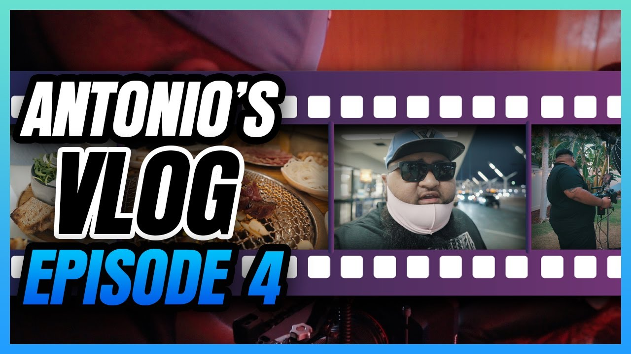 VLOG Episode 4: Filming a Music Video within 48 Hours in Los Angeles and Hawaii