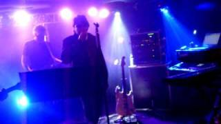 TRISOMIE 21 - Midnight Of My Life (Live 14/11/2009 - Glaz'art - Paris - FRANCE)