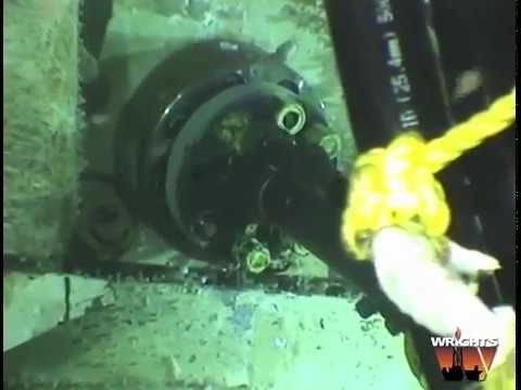 Wright's Well Control Services Subsea Torque Tool Bolting