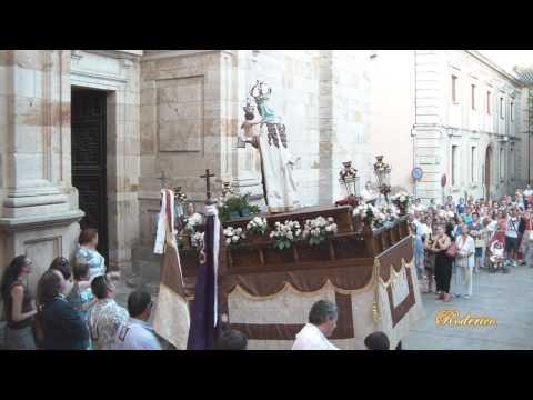 Virgen del Carmen de San Isidoro 2014