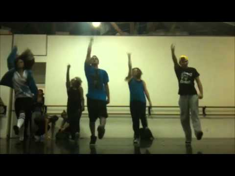 Miguel ft. J. Cole - All I Want is You - Dance Choreography by Tim Milgram