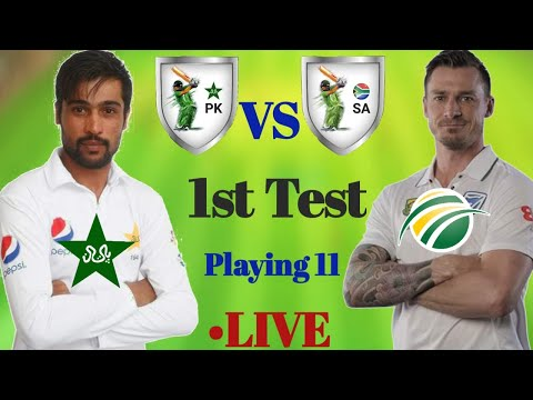 Pakistan 1st test confirm playing 11 vs South Africa 2021 | Pak vs SA 1st test playing 11 2021_Pak