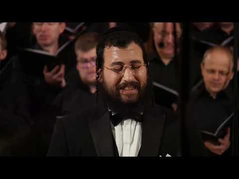Cantor Israel Nachman – Retze / Moshe Genchoff - festival Estonia