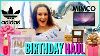 BIRTHDAY HAUL - What I Got For My Birthday!!