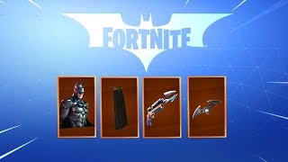 THE BATMAN Event in Fortnite..