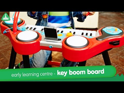 Early Learning Centre - Key-Boom-Board Musical Toy