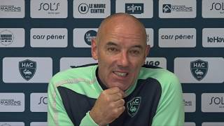 Avant HAC - Lorient, interview de Paul Le Guen