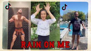 Baixar Lady Gaga, Ariana Grande - Rain On Me Challenge TikTok Compilation