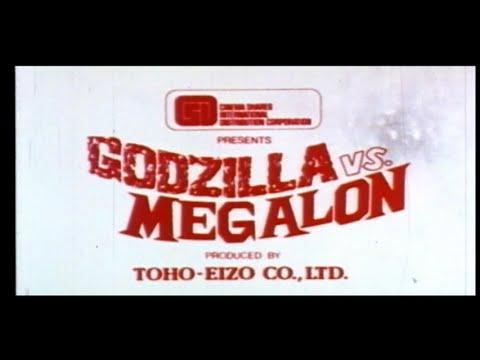 Godzilla vs. Megalon (1973) - American Theatrical Trailer