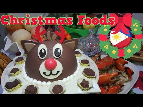 Christmas Foods In The Philippines