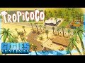 Cities Skylines Tropicoco #2 - Parks and Rec