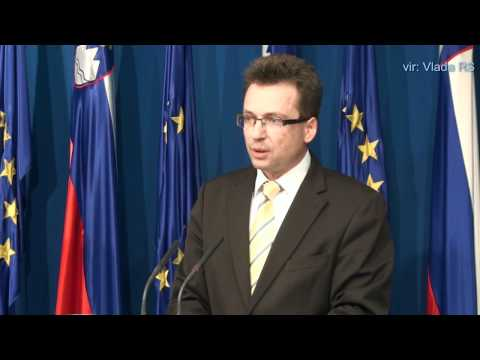 18. redna seja Vlade RS - novinarska konferenca (vir: Vlada RS)