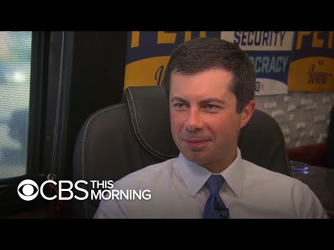 Full interview: Pete Buttigieg on health care, impeachment and his Iowa bus tour