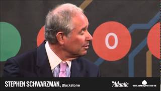 "They Call Him the ""Undisputed King of Private Equity"" / New York Ideas 2015"